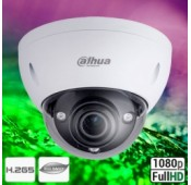 Dahua HDBW5231EP-Z 1080p DN IR 3 Axis Starlight WDR Vandaal Dome 2.7-12mm Motorzoomlens