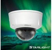 Dahua HDBW8281-Z 1080p D/N Starlight WDR 3 Axis Vandaal Dome 4-8mm Motorzoomlens