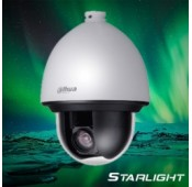 Dahua SD65F230F-HNI 1080p D/N Starlight Speed Dome Auto Tracking 30x optische zoom, incl. muurmontage en voeding