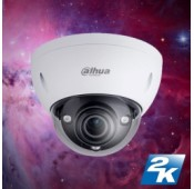 Dahua HDBW5431EP-Z 2K D/N 3 Axis WDR Vandaal Dome 2.7-12mm Motorzoomlens