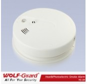 YG-04 Wireless/Wired smoke + temperature detector